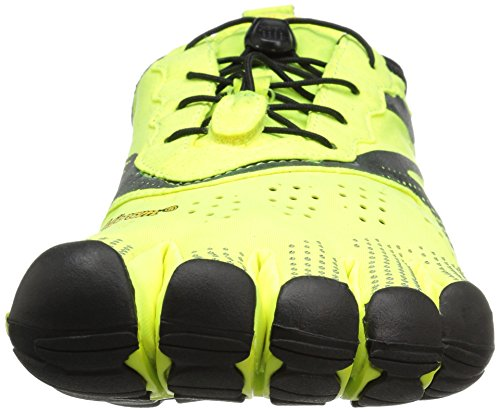 Fitnessschuhe Damen Yellow Vibram V Five Fingers RUN 7001 Outdoor Gelb fRIqIYF8w