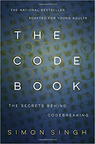 Amazon the code book the secrets behind codebreaking amazon the code book the secrets behind codebreaking 9780385730624 simon singh books fandeluxe Choice Image