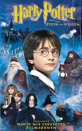Harry Potter Und Der Stein Der Weisen Vhs Daniel Radcliffealan