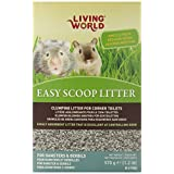Living World Hamsters/Gerbils Easy Scoop Litter, 1.2-Pound