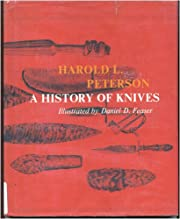 A History of Knives por Harold L. Peterson