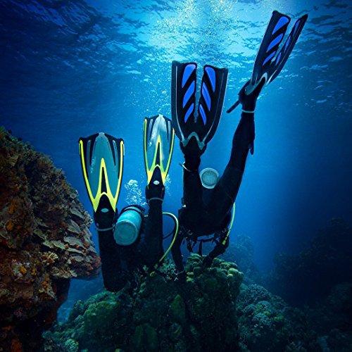 Scuba Fins Best. TUSA SF-15 X-Pert Zoom Z3 Open Heel Scuba Diving Fins
