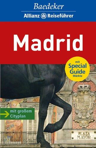 Baedeker Allianz Reiseführer Madrid