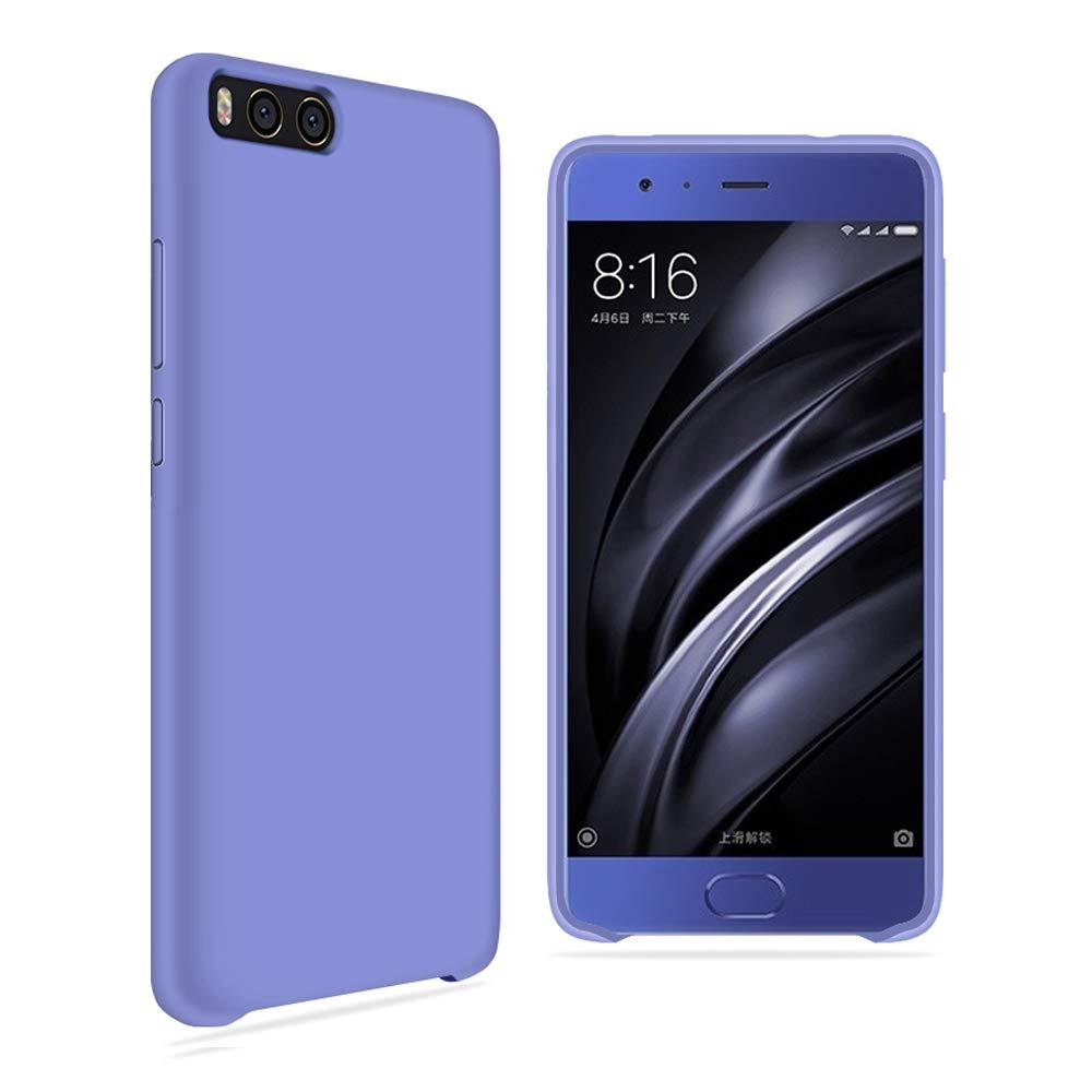 IMK Xiaomi Mi 6 Mi6 Funda, Toque Sedoso Silicona Líquido ...