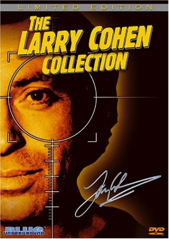 The Larry Cohen Collection: Q-The Winged Serpent/God Told Me To/Bone by Blue Underground