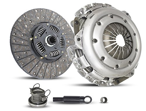 Clutch Kit Works With Dodge Ram 1500 2500 3500 St Slt Sxt Laramie Power Wagon Sport 2003-2008 5.7L 345Cu. In. V8 GAS OHV Naturally (2007 Dodge Ram Laramie)