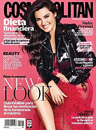 Cosmopolitan Mexico September 1, 2018 issue
