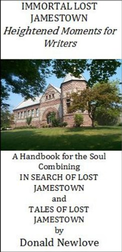 Immortal Lost Jamestown (Handbook of the Soul for Writers and Readers 7) por Donald Newlove