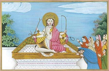 Amazon com: Devi Kameshwari - The Oneness of Shiva and Shakti