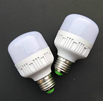 Bombilla LED, vidrio de alta potencia, lámpara de ahorro de energía, fuente de