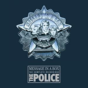 The Police Message In A Box The Complete Recordings