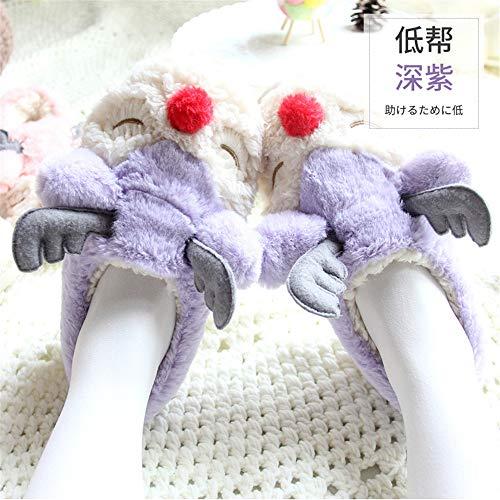 Zapatillas Zapatos 1 Mujer Invierno Algodón De Inicio Lhxyx gOqw8Rx