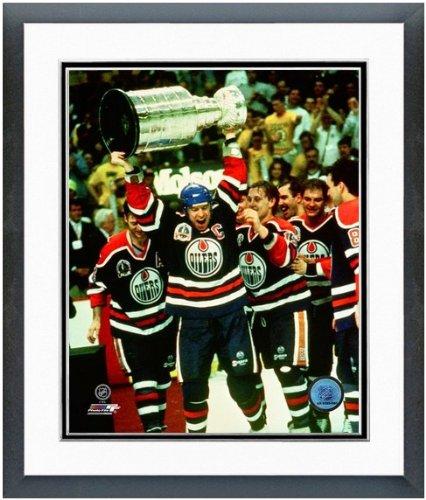 Mark Messier Edmonton Oilers Stanley Cup Photo (Size: 12.5