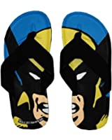X-Men Wolverine Big Face Men's Flip Flop Thong Sandals
