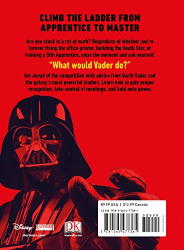 Star Wars Be More Vader: Assertive Thinking from the Dark Side - http://coolthings.us