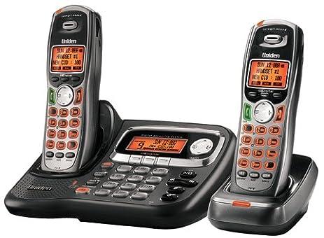 amazon com uniden tru9485 2 5 8 ghz digital cordless answering rh amazon com Uniden Customer Service Uniden Customer Service