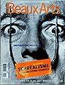 BEAUX ARTS MAGAZINE [No 214] du 01/03/2002 - BEAUBOURG - SURREALISME - LA REVOLUTION USURPEE - DESIGN ET CONSOMMATION - BLANCKART - MARCHE DU DESSIN par Beaux Arts Magazine