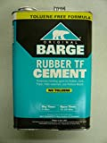 BARGE Original Rubber TF Cement by Quabaug Corp