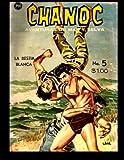 Chanoc #5: Golden Age Spanish Language Adventure Comic