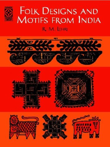 designs and motifs from india dover pictorial archive