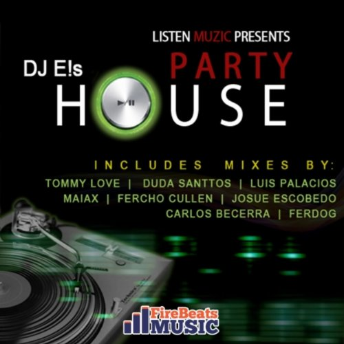 Party House (Duda Santtos From Rio 2 Guadalajara Mix) -