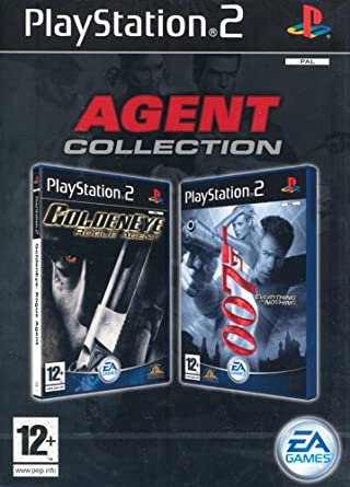 james bond everything or nothing ps2