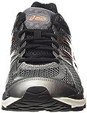 ASICS Gel-Cumulus 17, Men's Running Shoes, Grey (Smoked Pearl/Black/Flash Orange 9290), 7 UK Bild 4