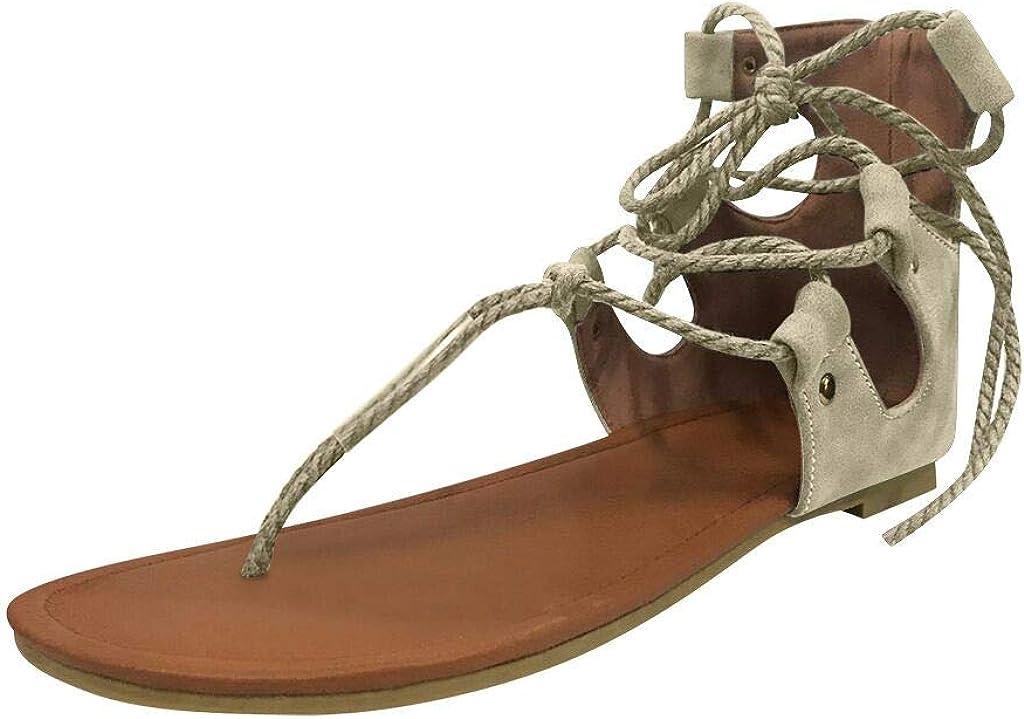 Dasuy Womens Slide Clip-Toe Rhinestone Sandals Platform Wedge Slippers Flip Flops Summer Beach Shoes Size 5-7