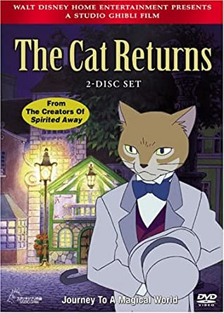 Amazon com: The Cat Returns: Anne Hathaway, Cary Elwes
