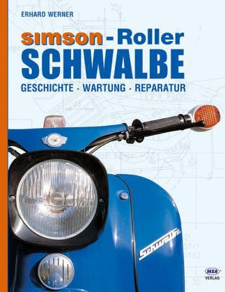 Price comparison product image Simson - Roller Schwalbe.