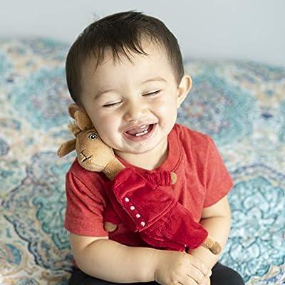 "KIDS PREFERRED Llama Llama Red Pajama Beanbag Stuffed Animal Plush Toy, 10"": Toys & Games"