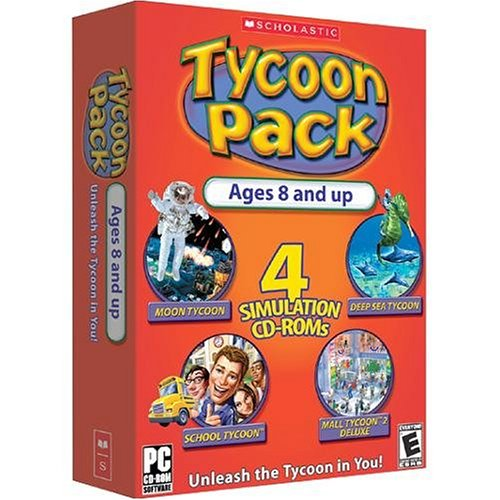 Scholastic Tycoon Pack Compilation [Old Version]