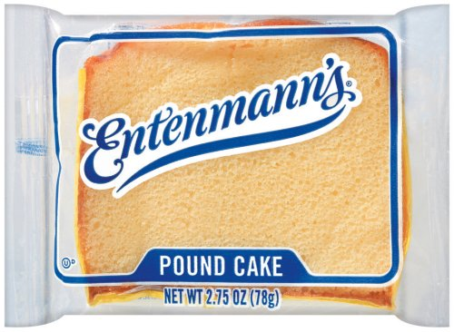 Entenmanns Pound Cake Slices product image