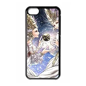 iPhone 5c Cell Phone Case Black Final Fantasy Type-0 atlas phone case adgh7003850