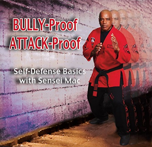 Bully Dvd (Bully-Proof Attack Proof Self-Defense with Sensei Mac)