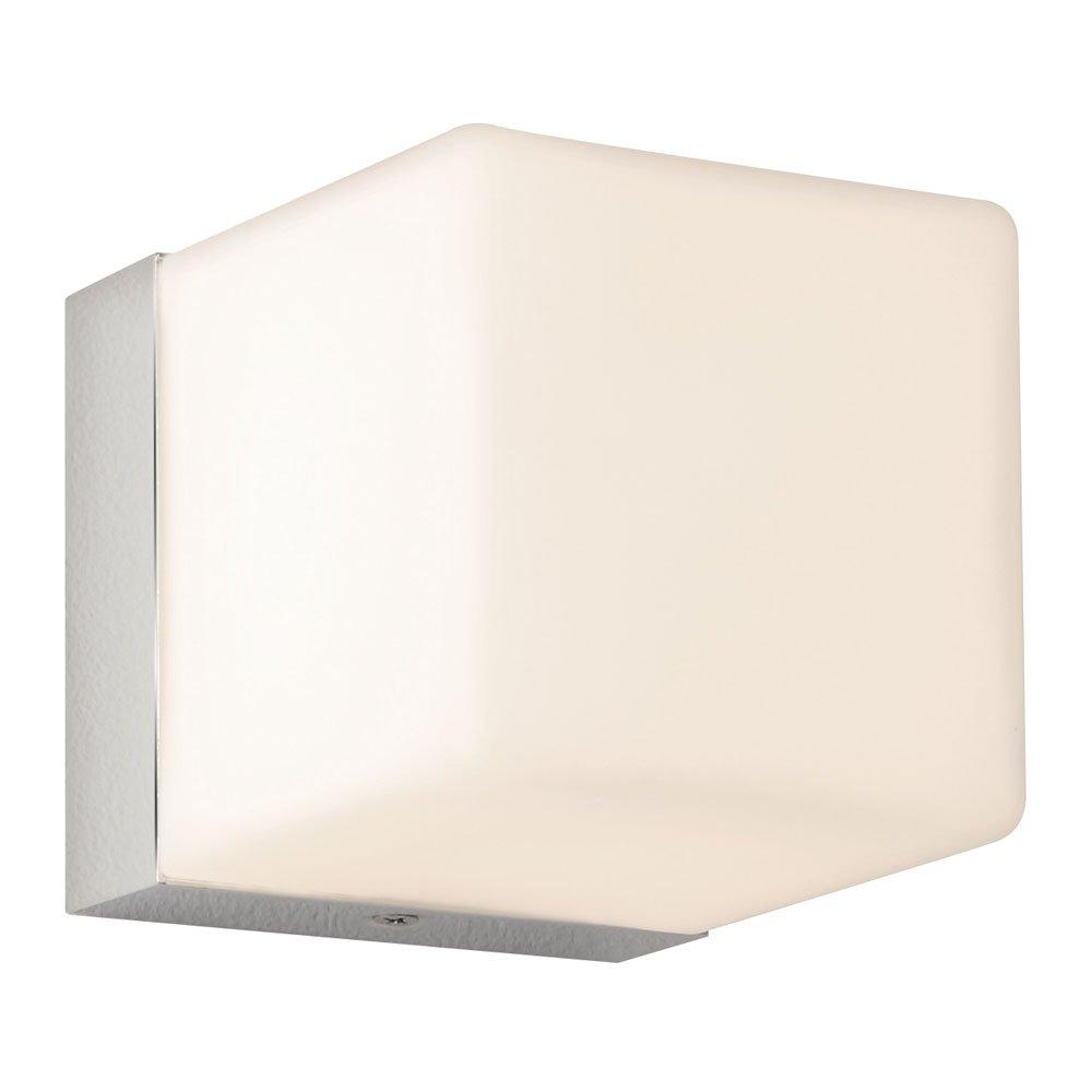 Astro 0635 cube wall light chrome astro amazon lighting aloadofball Choice Image