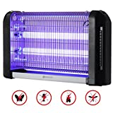 Electronic Bug Zapper Light, YUNLIGHTS 20W Mosquito Killer Insect Fly Trap for Garage Kitchen Office Patio Backyard