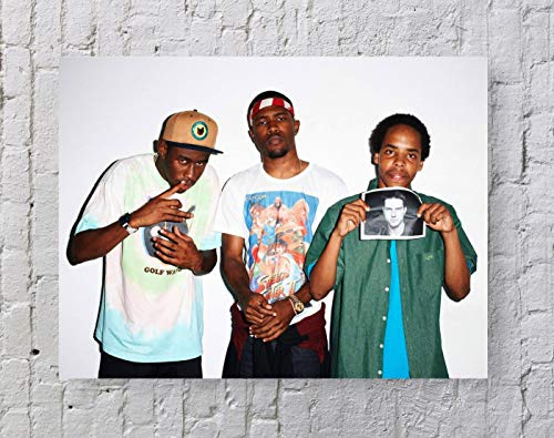 LLp Earl Sweatshirt Frank Ocean Poster Standard Size for sale  Delivered anywhere in USA
