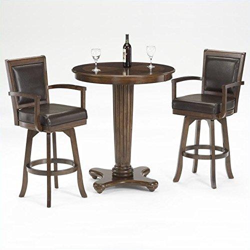 Hillsdale Ambassador Table Game - Hillsdale Furniture Ambassador 3-Piece Pub Set