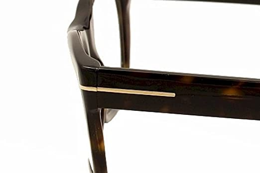 0bcef3533015 Amazon.com  Tom Ford Eyeglasses TF5277 TF 5277 053 Dark Tortoise Full Rim  Optical Frame 53mm  Health   Personal Care