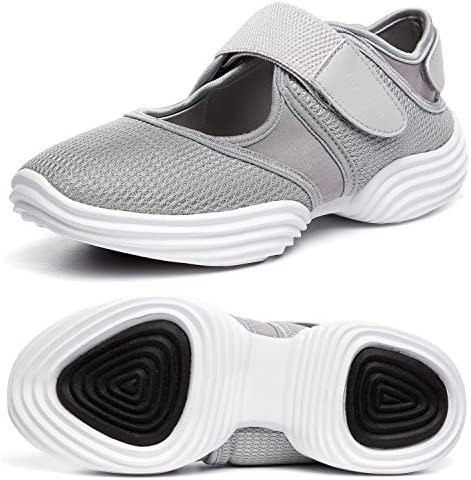 SILISITE Women's Walking Shoes Lightweight Breathable Outdoor Shoes