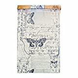 Tim Holtz Idea-ology Melange Tissue Wrap, Decorative Craft Paper, 1- 12 Inch Wide Roll, 15 Feet per Roll,...