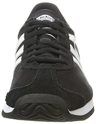 Weiß adidas OG Herren Schwarz Country Sneaker Weiß rSxrwYgn6