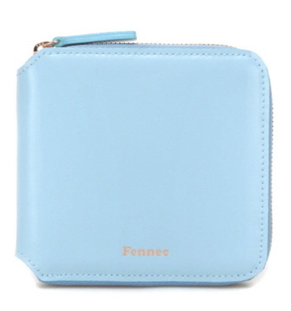 [フェネック] Fennec ZIPPER WALLET ファスナー 財布 [並行輸入品] B01JHWQLOK Serenity Serenity