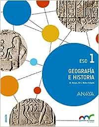 Geografía e Historia 1. Aprender es crecer en conexión ...