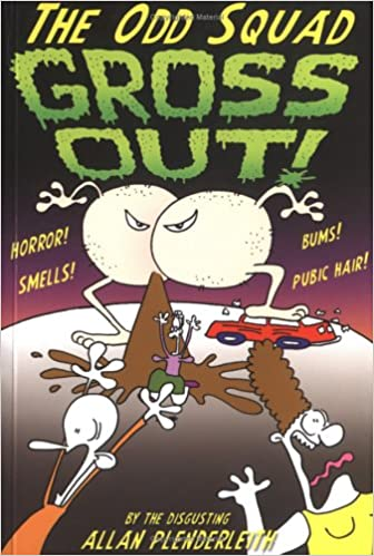 Book The Odd Squad Gross Out