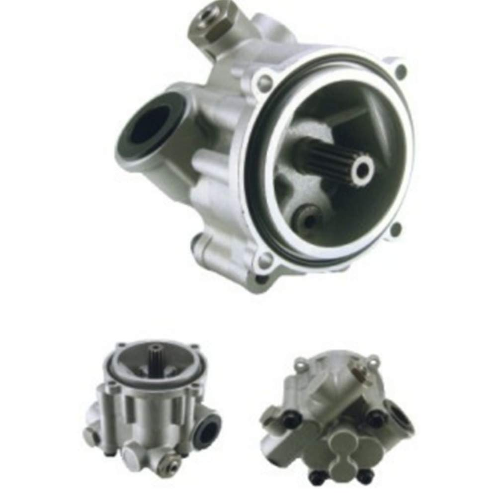K3V63DT K3V154-80413 Gear Pump for KOBELCO SK200-5