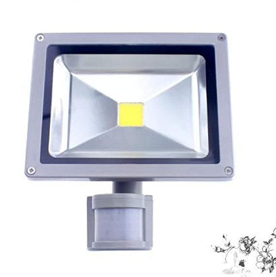 IP65 Impermeable 10W 20W 30W 50W Proyector LED Proyector de ...
