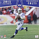Indianapolis Colts 2015 Calendar by