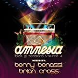 Amnesia Ibiza DJ Sessions 4 Mixed By Benny Benassi